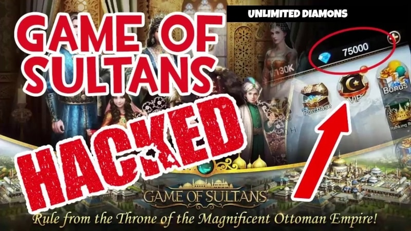 Game of Sultans MOD APK/IOS v2 0 03 [Unlimited Diamonds] | RedMoon Pie