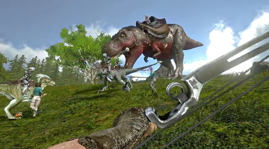 Download Ark: Survival Evolved APK for Android/IOS