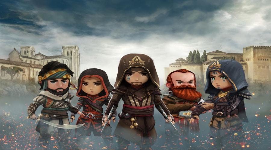 assassins creed rebellion apk latest version