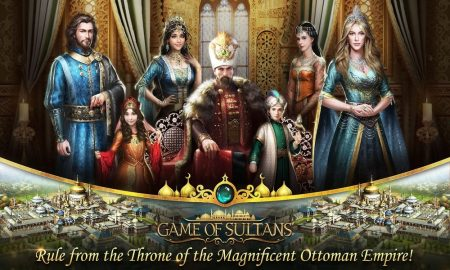 Game of Sultans MOD Android IOS