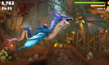 Hungry Dragon Android/IOS Screenshot 3