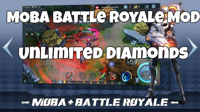 Survival Heroes – MOBA Battle Royale MOD APK for Android/IOS