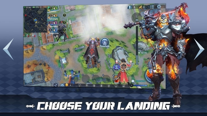 survival-heroes-android-ios-game