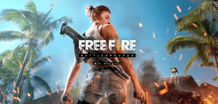 Download Garena Free Fire APK for Android/IOS