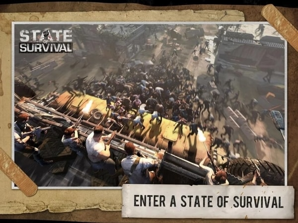 State of Survival Android IOS