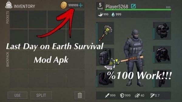 Last Day on Earth mod apk