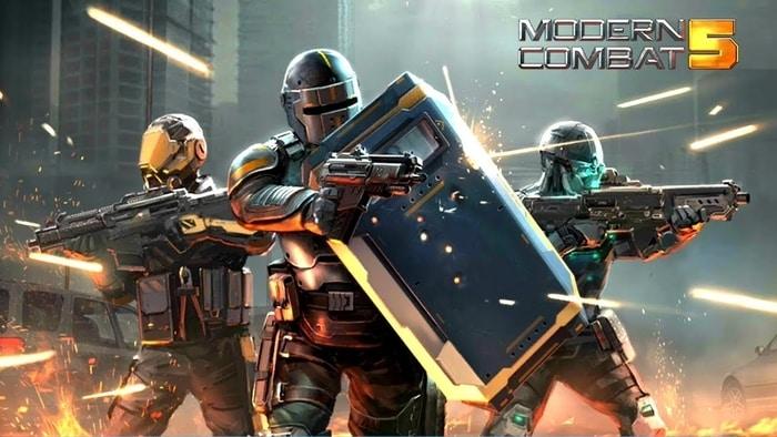 Modern Combat 5 Mod Apk Ios Unlimited Credits Diamond Dust Redmoonpie