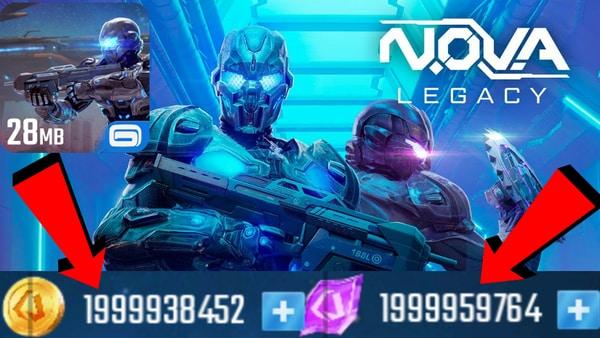 N.O.V.A. Legacy mod
