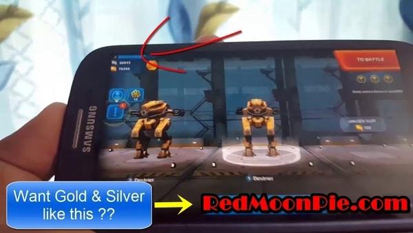 War Robots mod ios