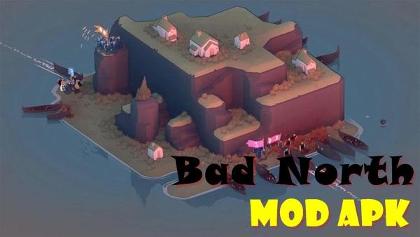 Bad North mod apk