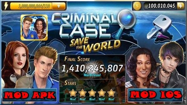 Criminal Case mod