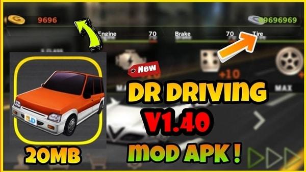 Dr Driving 2 mod apk