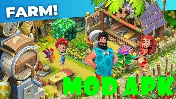 Family Island mod