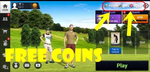 Golf King mod