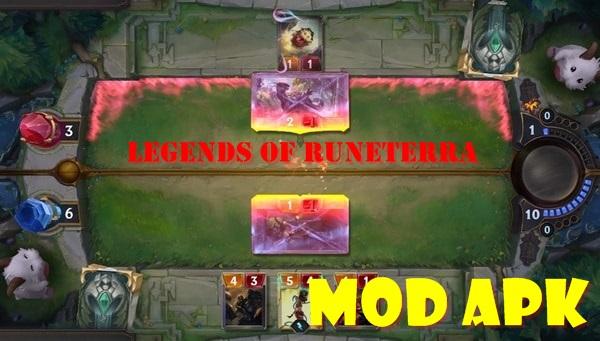 Legends of Runeterra mod apk
