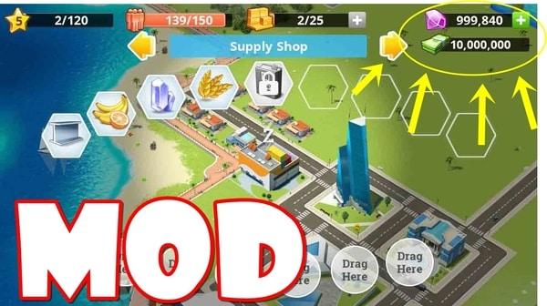Little big city 2 mod