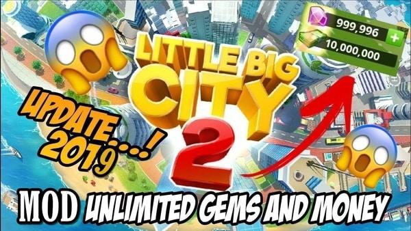Little big city 2 mod ios