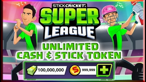 Stick Cricket Super League mod apk