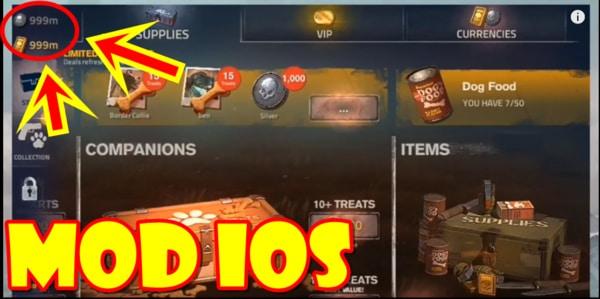 into the dead 2 mod ios