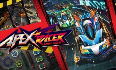 APEX Racer - Mini 4WD Simulation Racing Game