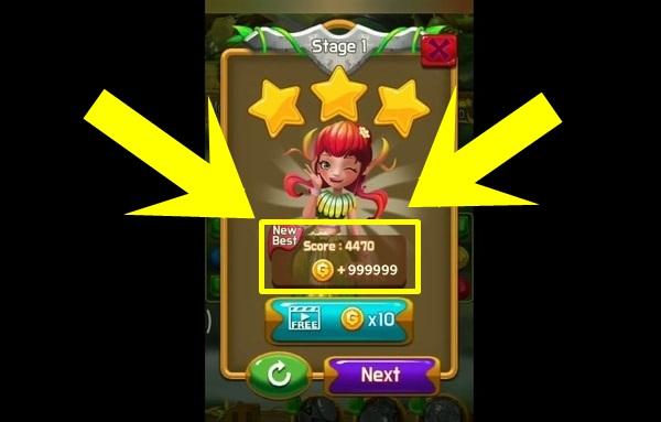 Candy forest fantasy mod ios