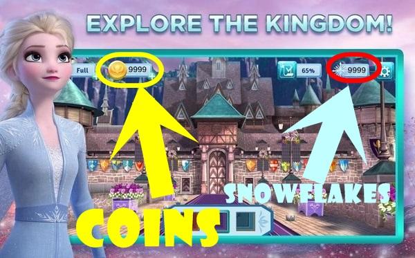 Disney Frozen Adventures mod