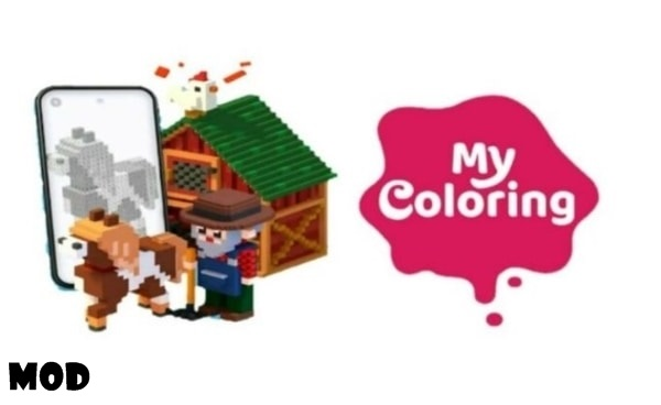 My Coloring mod apk
