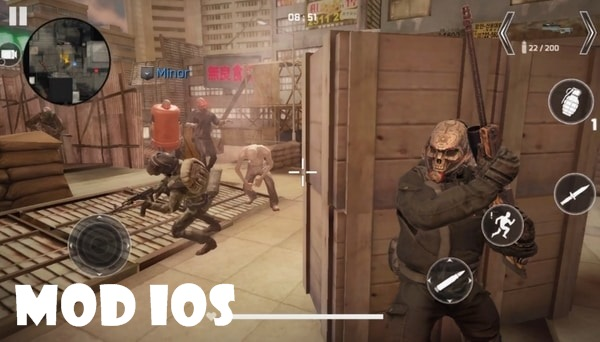 Project War Mobile mod ios