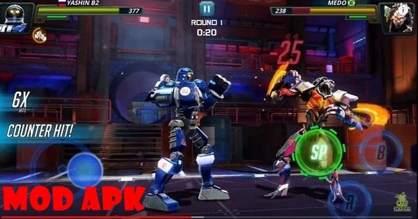 World Robot Boxing 2 mod apk