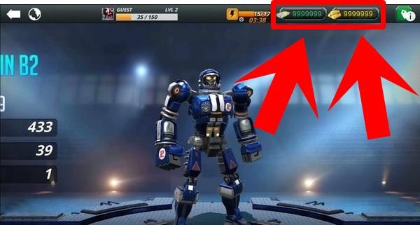 World Robot Boxing 2 mod