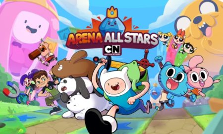 CN Arena All Stars