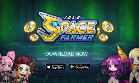 Idle Space Farmer
