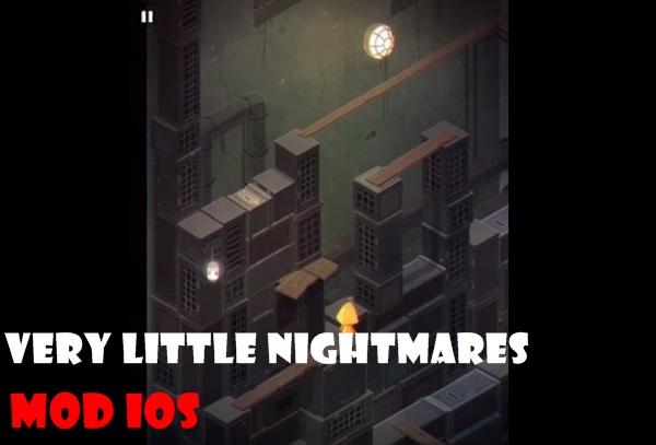 Very Little Nightmares mod ios