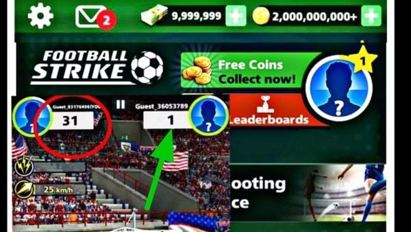 Football Strike mod ios