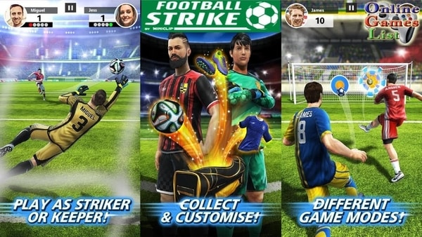 Football Strike mod