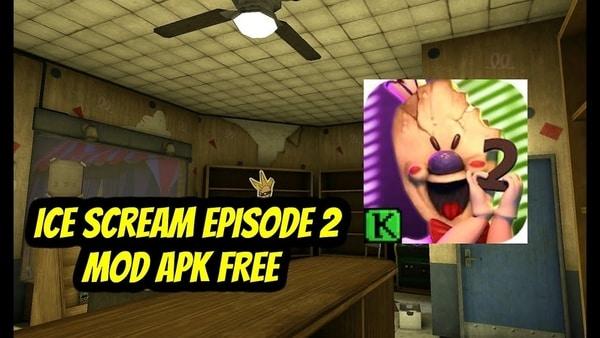 Ice Scream Episode 2 mod apk