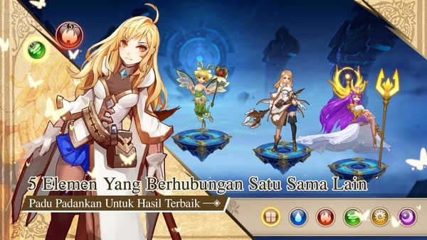 Idle Legends: GODS SAGA mod