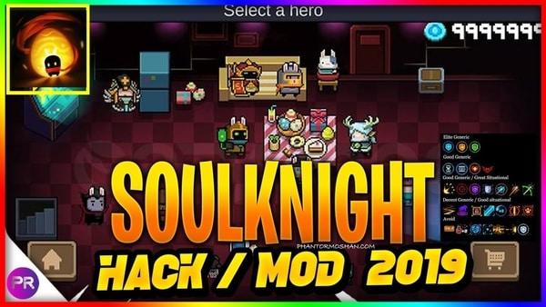Soul-Knight-mod apk
