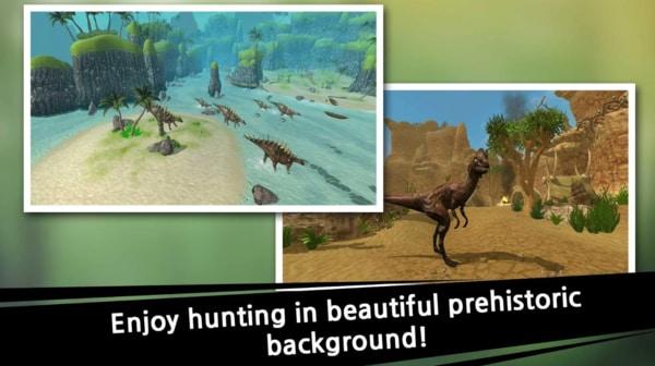 Dino Hunter King mod apk