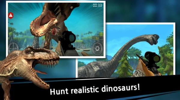 Dino Hunter King mod