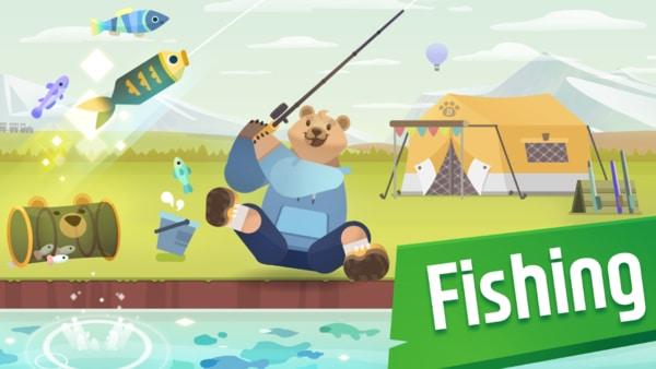 Idle Fishing Diary mod ios