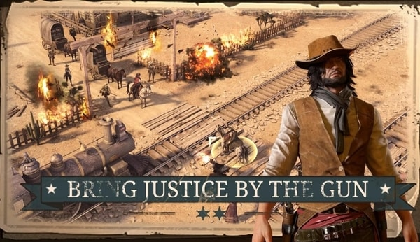 Frontier Justice Return to the Wild West mod