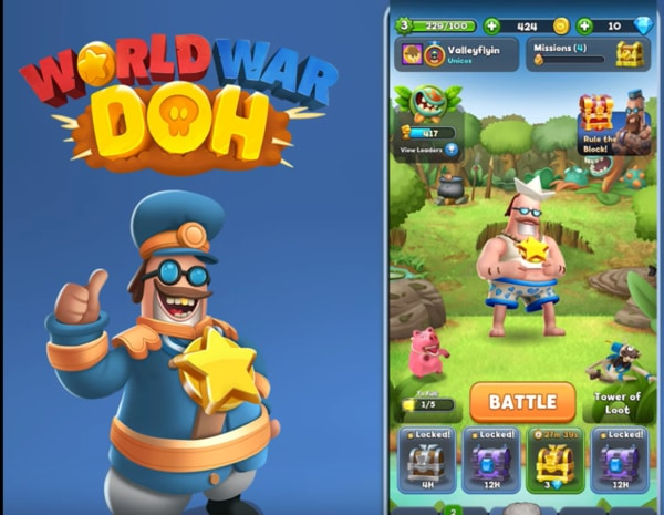 World War Doh mod - Download Baseball Star 1.6.9 APK