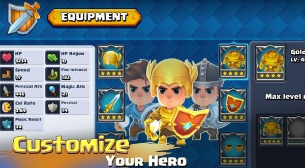 Beast Quest Ultimate Heroes mod ios