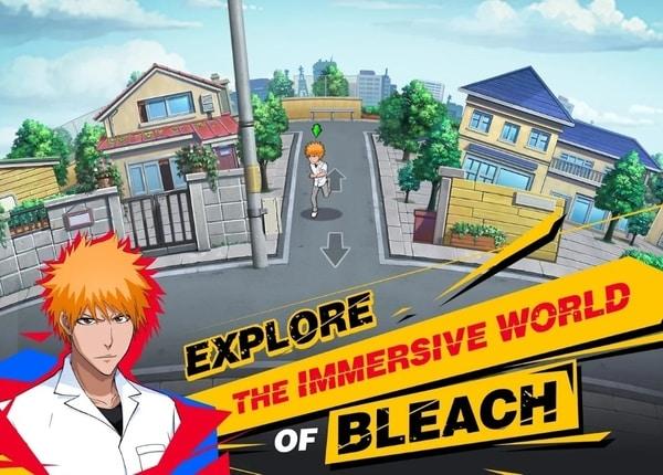 Bleach: Immortal Soul mod ios