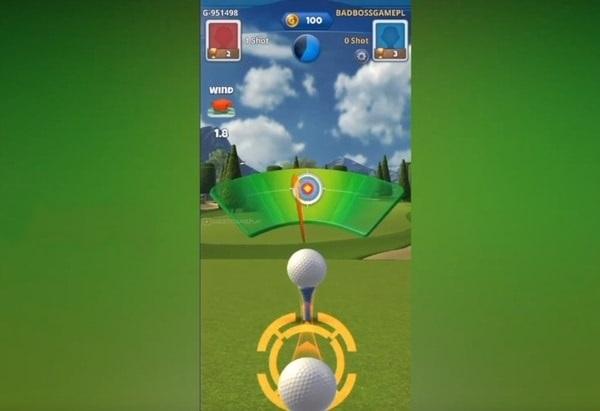 Golf Challenge World Tour mod ios
