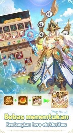 Idle Legends: Ragnarok Saga android