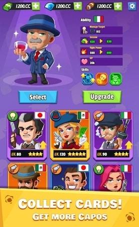 Idle Mafia Tycoon Manager mod