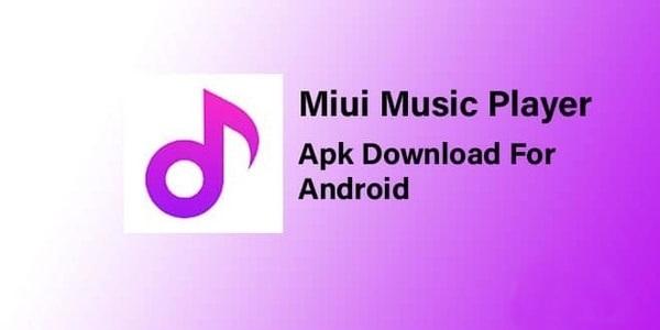 MIUI Music Player download