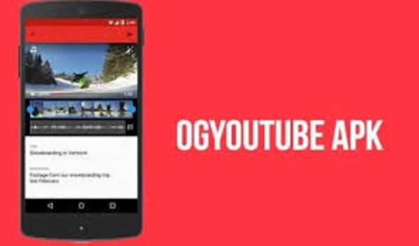 OGYouTube android